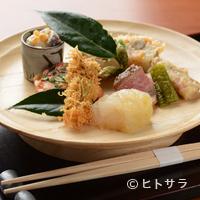 赤坂 きた福 - 旬の味覚を堪能『季節の八寸』