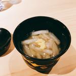 65404646 - 芽芋の吉野煮
