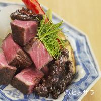 うち山 - 料理人の技と経験が詰まった料理を、心ゆくまで堪能