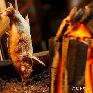希少品、高級魚を「その日一番」の調理法で味わえる贅沢