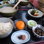 いも汁処 本丸 - 料理写真: