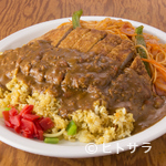 HANAMARU厨房 - 訪れる人の7割がオーダーする噂の看板メニュー『トルコライス』