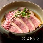 山せみ - 国産合鴨ロースの蒸し煮
