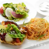 chano-ma - 普段は口にしない希少な野菜も入った『20種類の旬野菜プレート』