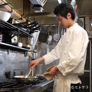 食材の美味しさを引き出し、全体のバランスを考えた調整の料理