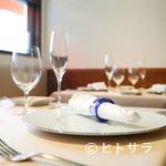 ハシモト - ふたりだけの特別な時間を愉しめる、フレンチレストラン