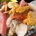 蛇の目 - 地元産の獲れたての味を満喫するならこの逸品!『北三陸ご飯』