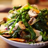 ラピヨッシュ - その日一番の野菜を使った『自然派野菜のサラダ』