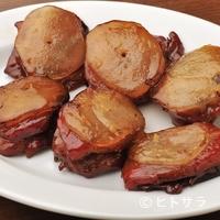 楽記 - 特製ダレで焼き上げる 『鳳肝金錢鶏』