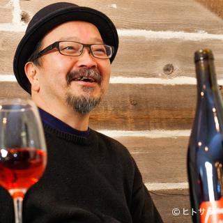 日本における自然派ワインの第一人者・勝山晋作氏