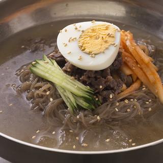 焼肉の〆に冷麺やクッパがオススメ☆