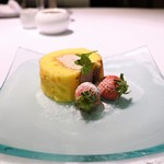 Cot - マロンロールケーキ