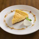 にこにこママズ キッチン バイ カヤ - 自家製チーズケーキ