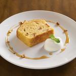 にこにこママズ キッチン バイ カヤ - 自家製シフォンケーキ