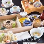 桂月 - 料理写真:地元産の魚や旬の野菜をふんだんに使った『そば懐石』