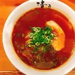 65411506 - こってり和歌山ラーメン 麺2玉 900円