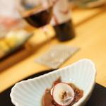 寿司処静 - とーし(ホタルイカ沖漬け