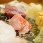寿司処静 - キンキン