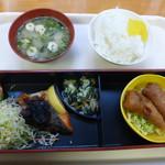 小柳記念病院 社員食堂 - 料理写真: