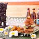 ホヌカフェ - ハワイアンビールと絶品バーガーでハワイ気分
