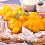 ホヌカフェ - たっぷりのマンゴーで幸せなひとときをどうぞ