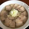山喜 - 料理写真:山塩チャーシューメン 1020円