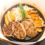 肉のはせ川 - 料理写真:はせ川コンビ