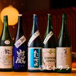 渋三魚金 - 日本酒の品揃えには自信。新しい出会いを演出します