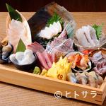 恵比寿魚金 - 魚金といえば『刺身盛合せ』