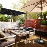 Terrace Dining TANGO - 昼夜問わず、ナチュラルな空気に包まれた心地よい「テラス席」