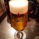 Bar el sol - 生ビール