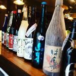 はん歩 - 日本酒20種以上