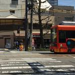 炭火焼鳥 吉平 - 松山市駅から歩いても、そんなに遠くないです。