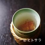 玉ゐ - オリジナルのあなご酒に酔う