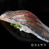 喜寿司 - シャリと絶妙に絡み合う大振りのネタ