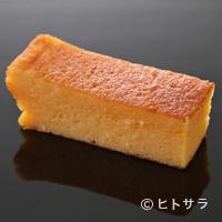 鮨 ます田 - 滑らかな口触り、濃厚ながらさっぱりした後味の『玉子焼き』
