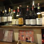 La Coccinella - カウンターから見た店内
