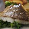 ル・バンボッシュ - 料理写真:真鯛のムニエル