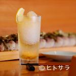 神山町魚金 - 神山スペシャルの『神山町ハイボール』