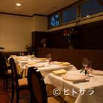 北島亭 - 正統派のフレンチレストランで、肩肘張ることなく楽しめます