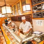 寿司大 - 一人客も退屈させないエンターテイメント性に満ちた接客
