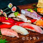 寿司大 - これでもかという贅沢なネタが4000円で楽しめる