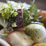 ル・バンボッシュ - 蛸サラダ