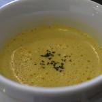 ル・バンボッシュ - かぼちゃスープ