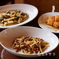 シュリ シュリ - シチリア料理をメインにボローニャなどの郷土料理も