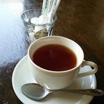 エル ポルテロ! - 食後の紅茶