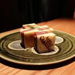 MILLE CARESSES - Mille Caresses特製 和牛ヘレ肉のカツサンド☆