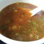 サクラ - 鯛だしつけ麺 つけ汁
