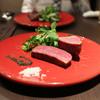 又三郎 - 料理写真:熟成肉の厚切りステーキ2種☆
