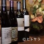 eL MamBo - ワインは常時80〜100種類、選ぶ時間も楽しみの一つ